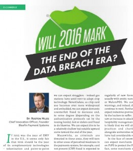 End of the Data Breach Era
