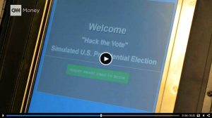 Symantec simulates a hack on a voting machine