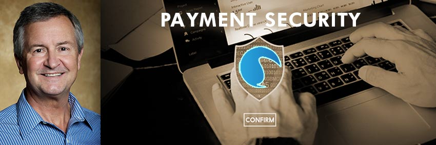 JP Bluefin CEO Payment Security