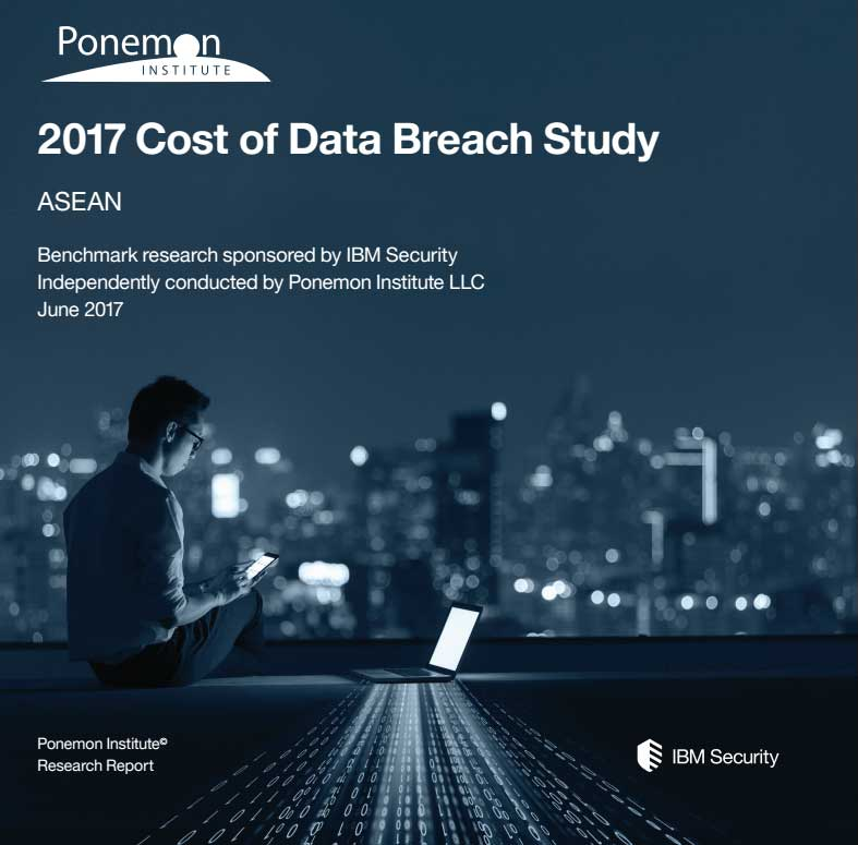 IBM Security and the Ponemon Institute's 2017 Cost of Data