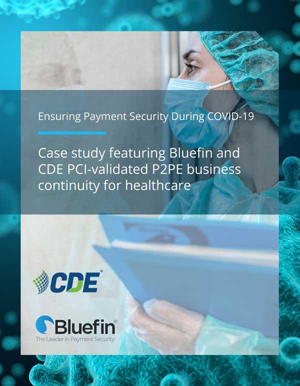 Bluefin CDE COVID19 Case Study